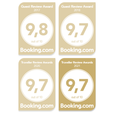 Booking Awards 2021